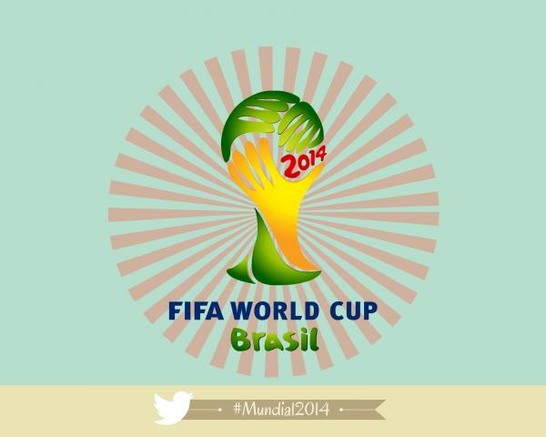 Twitter #Mundial2014