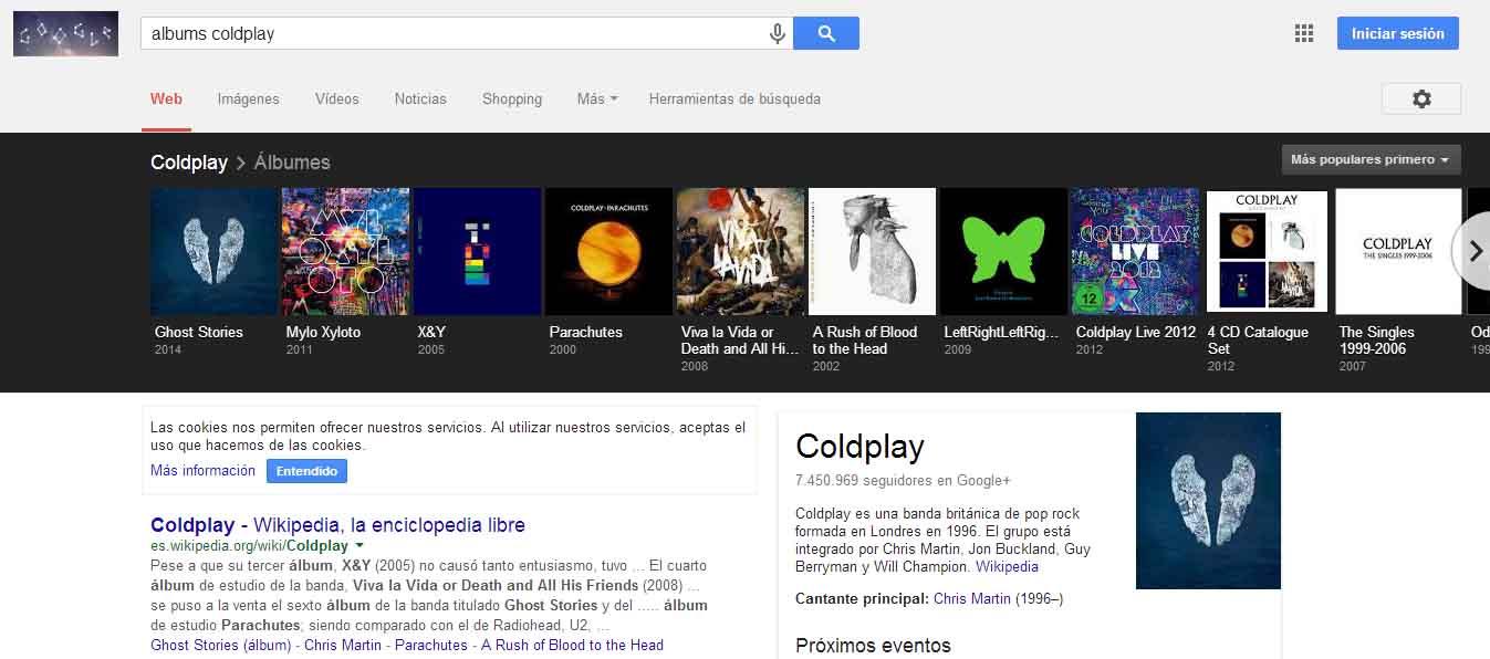 Guía de búsqueda en Google que no sabías