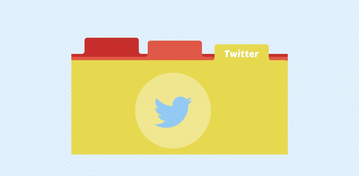 Como hacer Copia Seguridad Twitter