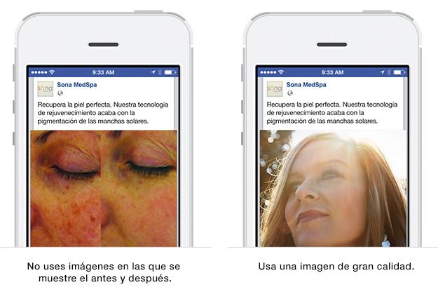 consejo facebook