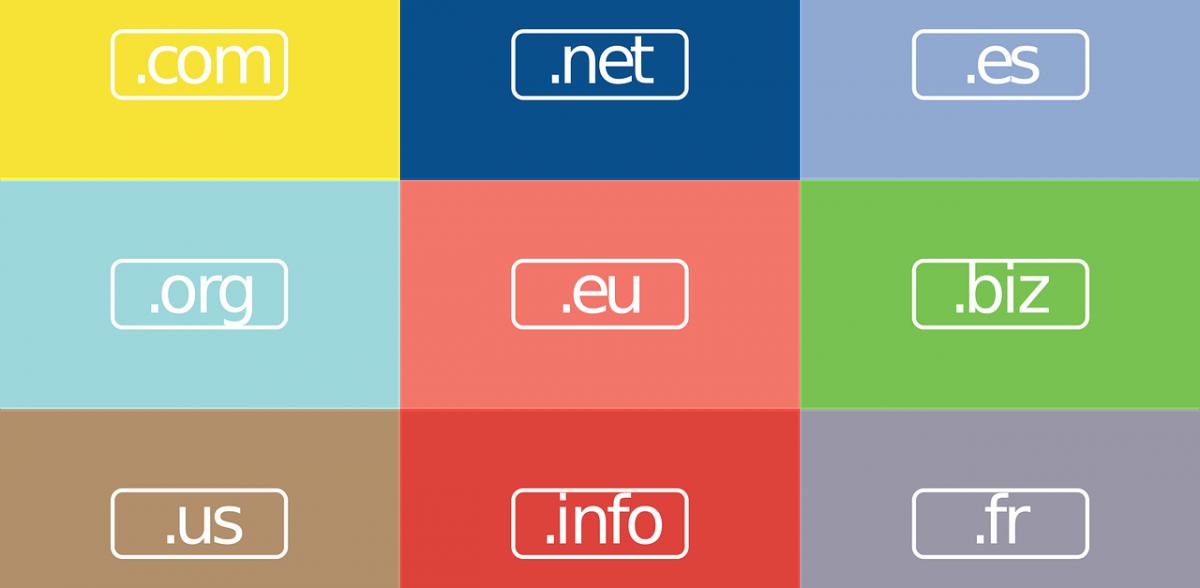 Dominio web .com o .es